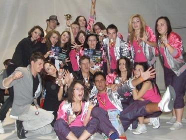"""Locul 1 la concursul naţional de streetdance """"City Jam"""", Suceava 2010"""