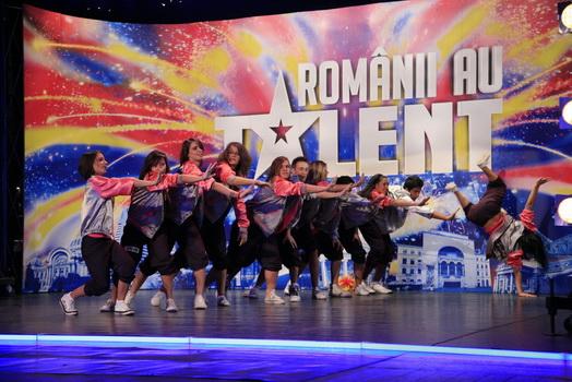 """La """"Românii au Talent"""", 2010"""