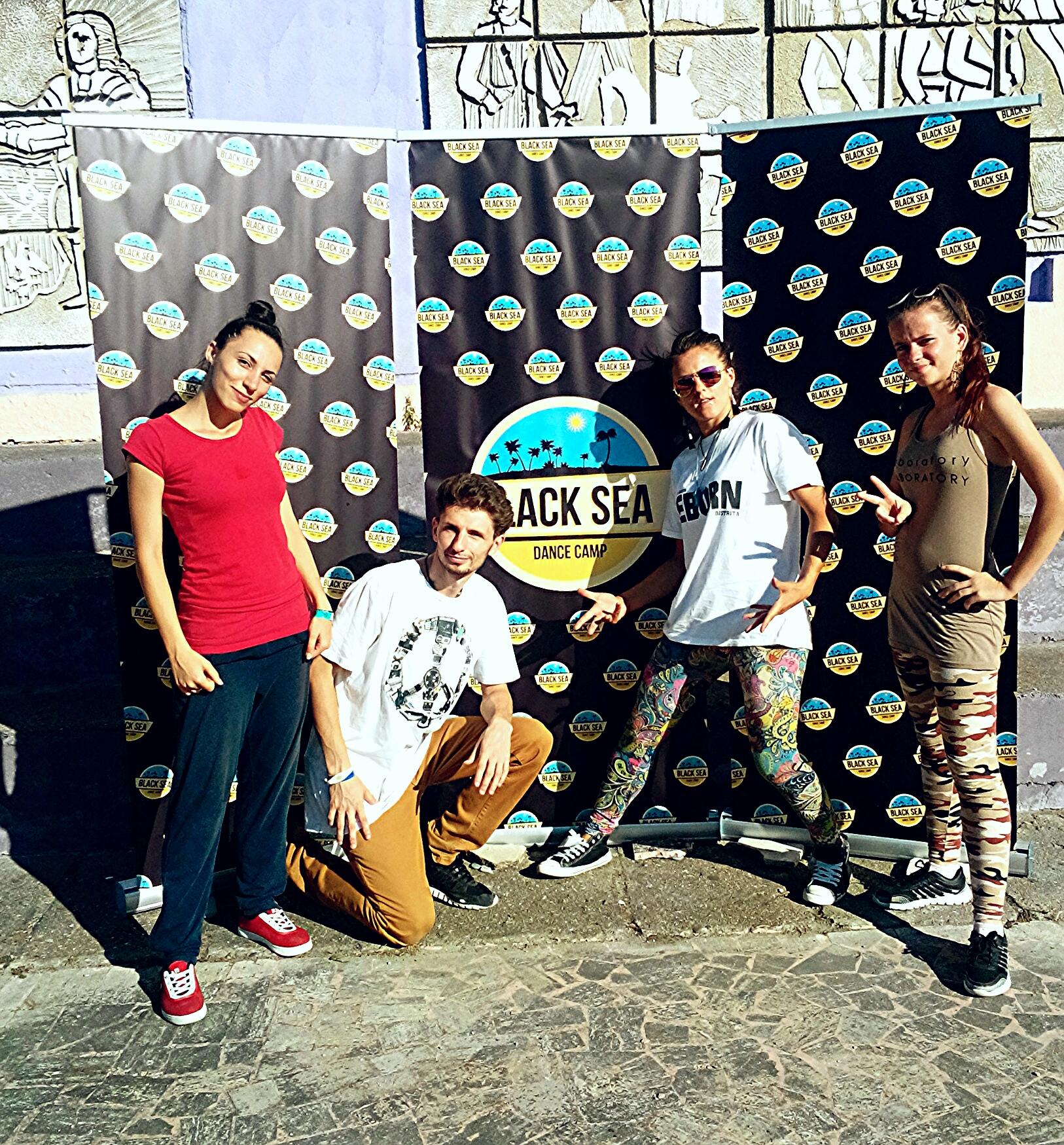Reborn @ Black Sea Dance Camp 2014