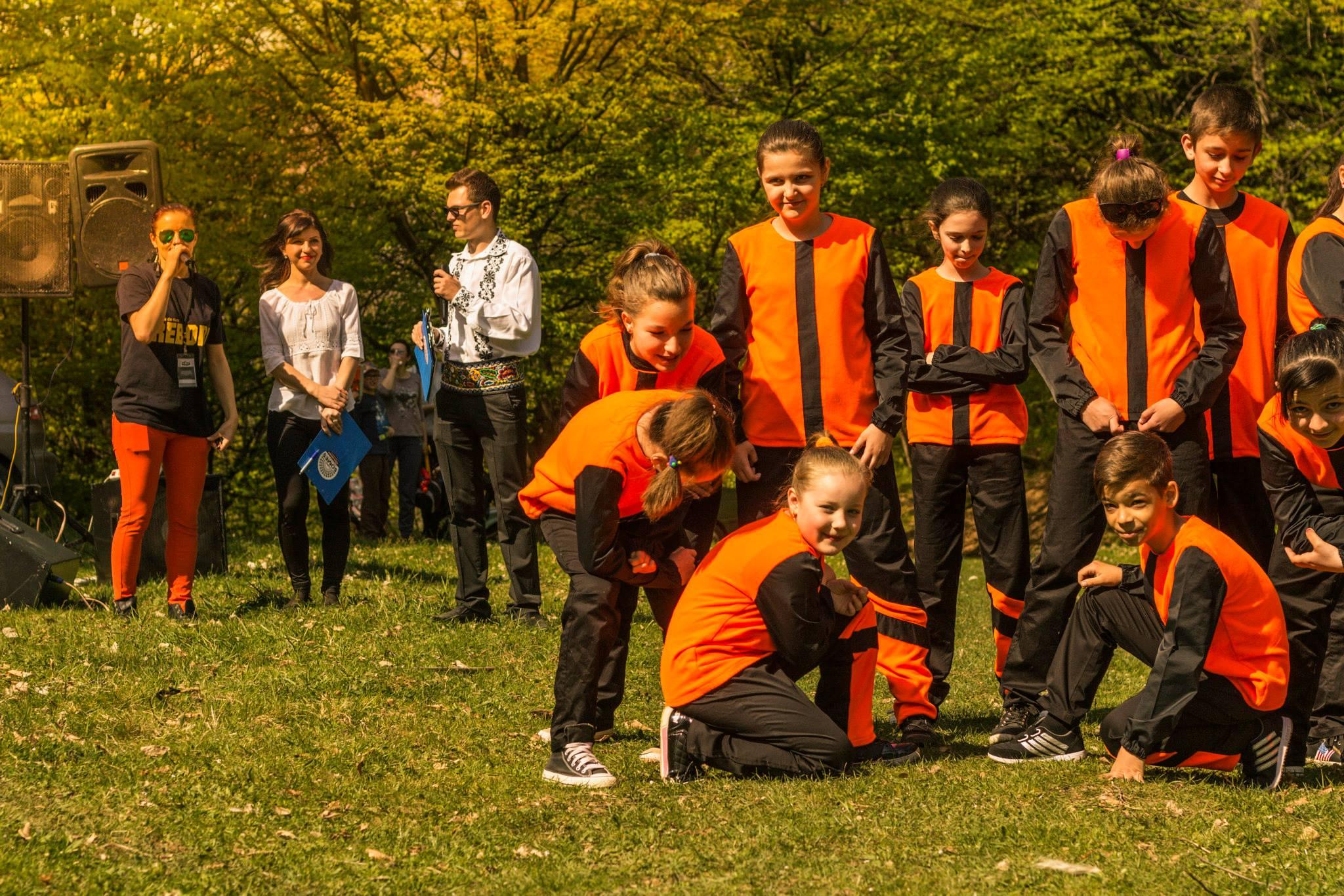 Reborn la concursul Copiii bistrițeni sunt talentați – Pădurea Codrișor