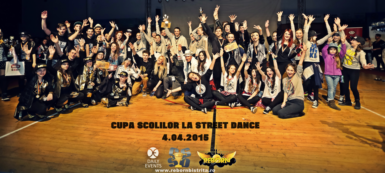 VIDEO Cupa Şcolilor la Street Dance ediţia VII, 2015