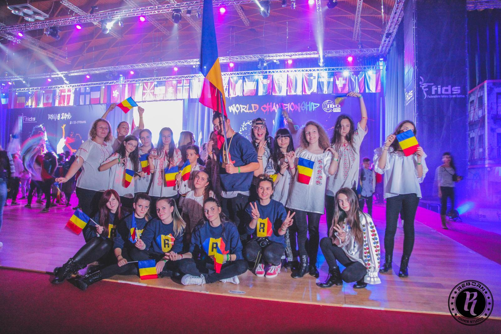 Reborn Family – Locul 4 la Campionatele Mondiale IDO 2015