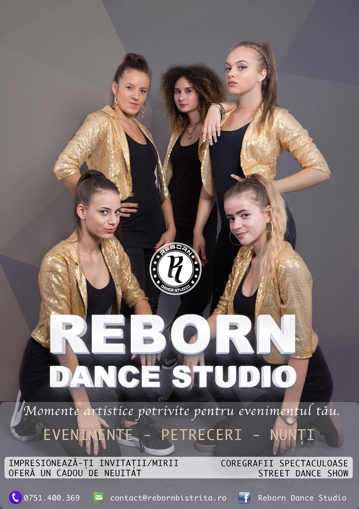 Reborn Street Dance Show